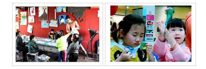 毕加索儿童绘画班-大澳美术学校图片